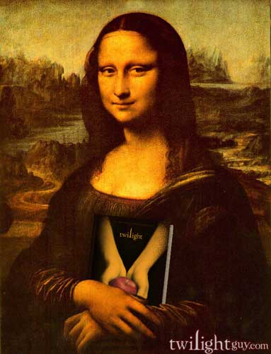 Mona Lisa with Twilight
