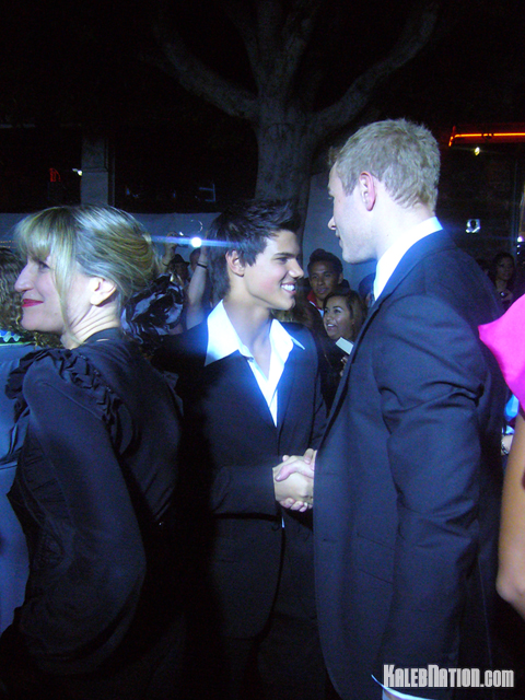 Catherine, Taylor and Kellan